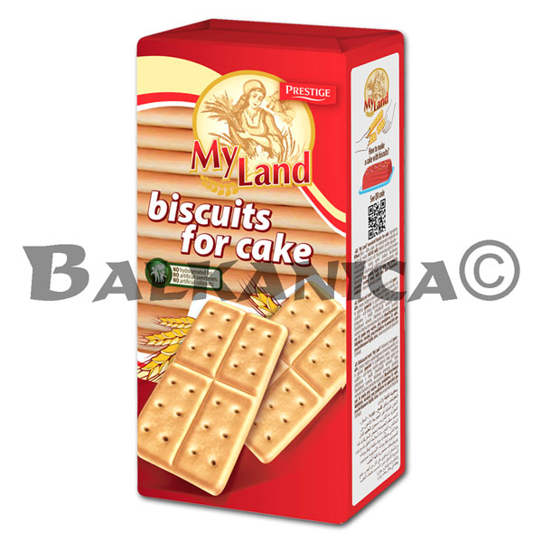 250 G BISCUITS FOR CAKE RODEN KRAY