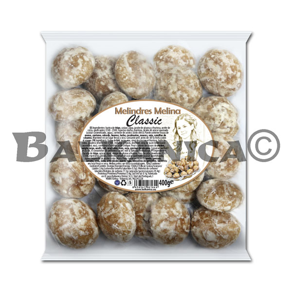 400 G COOKIES MELINDRES CLASSIC MELINA