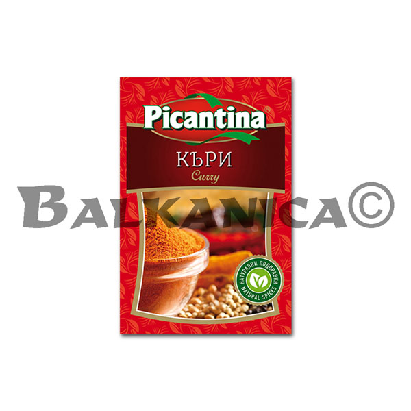 10 G CURRY PICANTINA