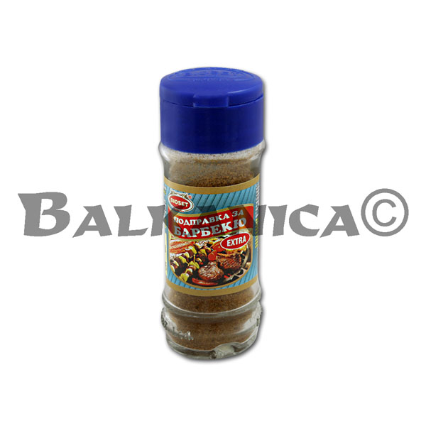 40 G SPICE FOR BARBECUE EXTRA BIOSET