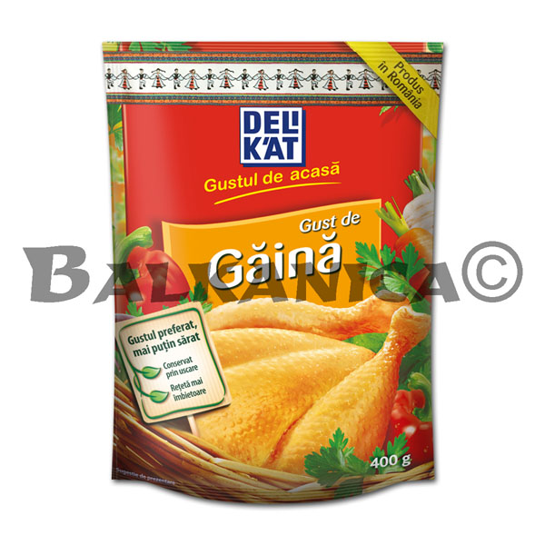 400 G SPICE FOR CHICKEN DELIKAT