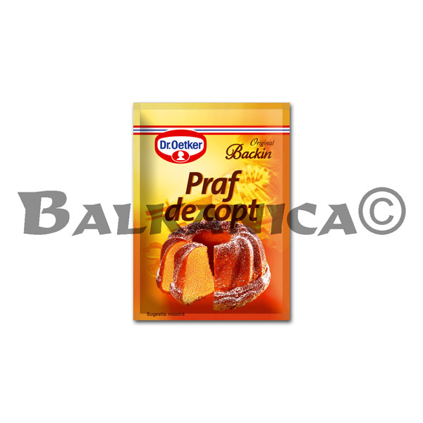 10 G BAKING POWDER DR.OETKER