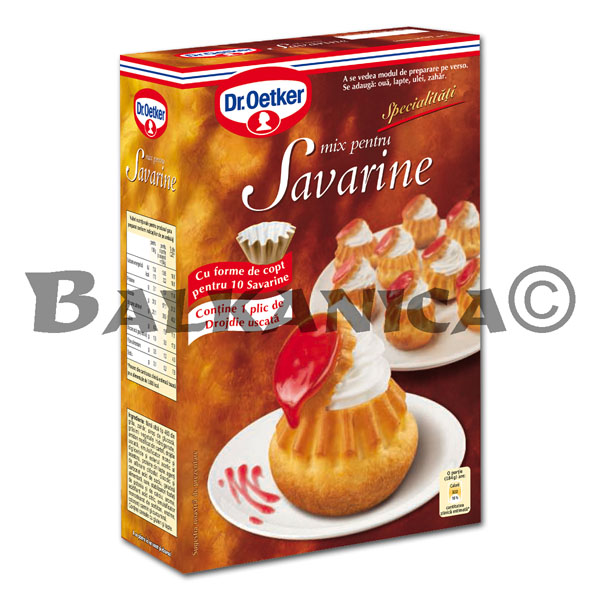337 G SMALL CAKES SAVARINES DR.OETKER