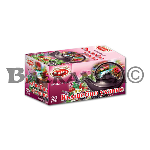 30 G TEA MAGICAL SCENT BIOSET